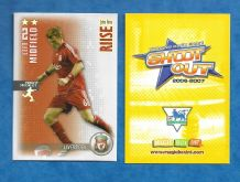 Liverpool John Arne Riise Norway (F) (SO07)